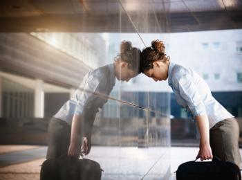 job stress, job burnout