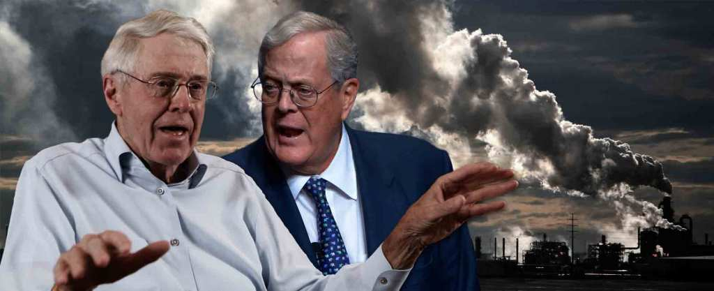 Koch Brothers, Business Management News,