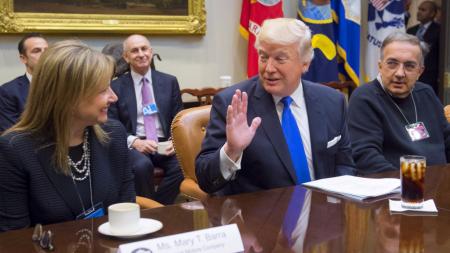 Trump on Environmental Laws