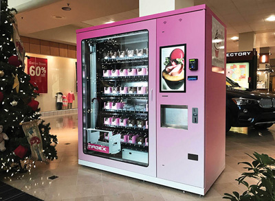 Kiosk manufacturer, vending manufacturer, Automated Retailing, Business Management News