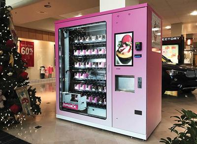 Kiosk manufacturer, vending manufacturer, Automated Retailing, Business Management News