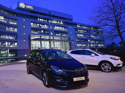 GM exits Europe