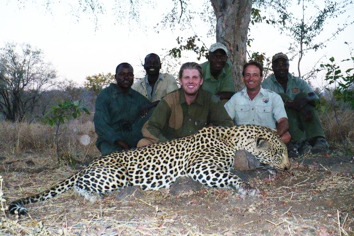 Eric Trump Sings the Blues While Killing Endangered Animals