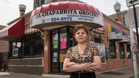Mexican Business Owners Worried About Future