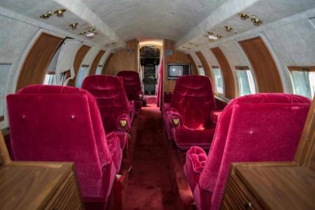 Elvis Private Jet