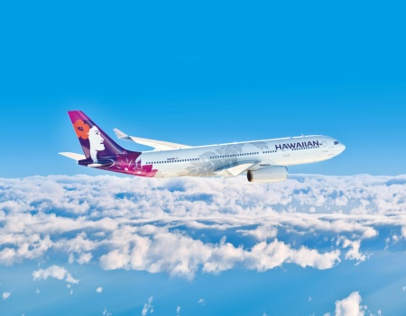 Hawaiian Airlines unveils new brand identity
