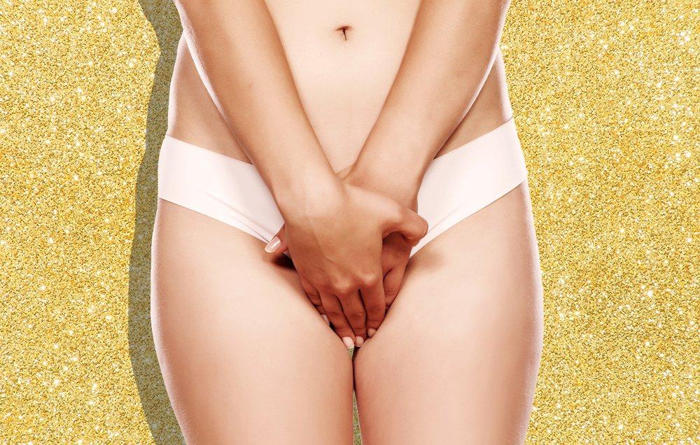 Vaginal Glitter