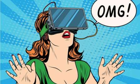 Women Finding Footing in Virtual Reality