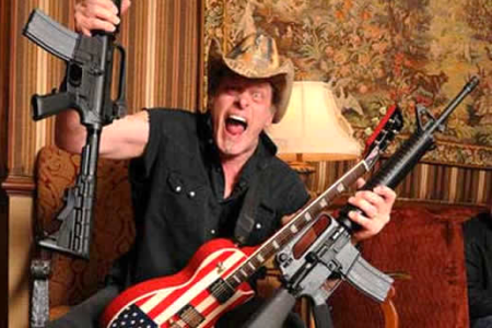Ted Nugent: The Biggest Asshole in Rock and Roll