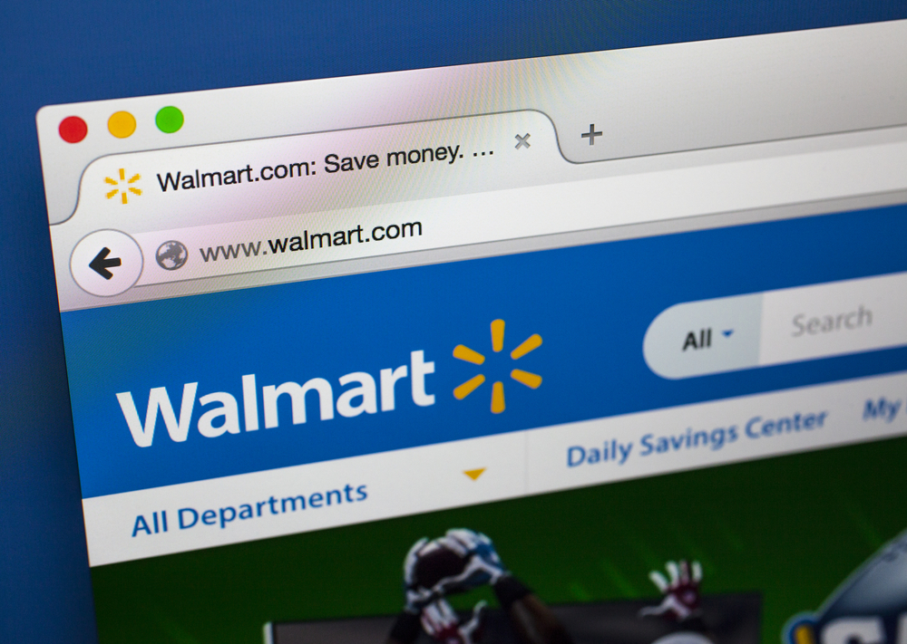 Walmart's Online Sales Jump: Here's Why