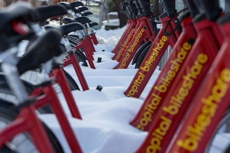 Showing Contempt for Anything Related to Obama, Trump Removes White House Bike Sharing Program