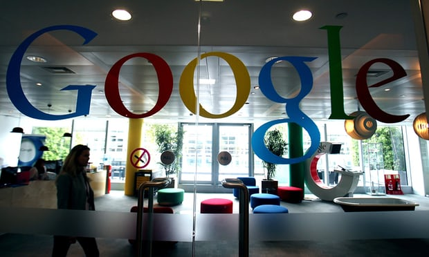 Google gender discrimination