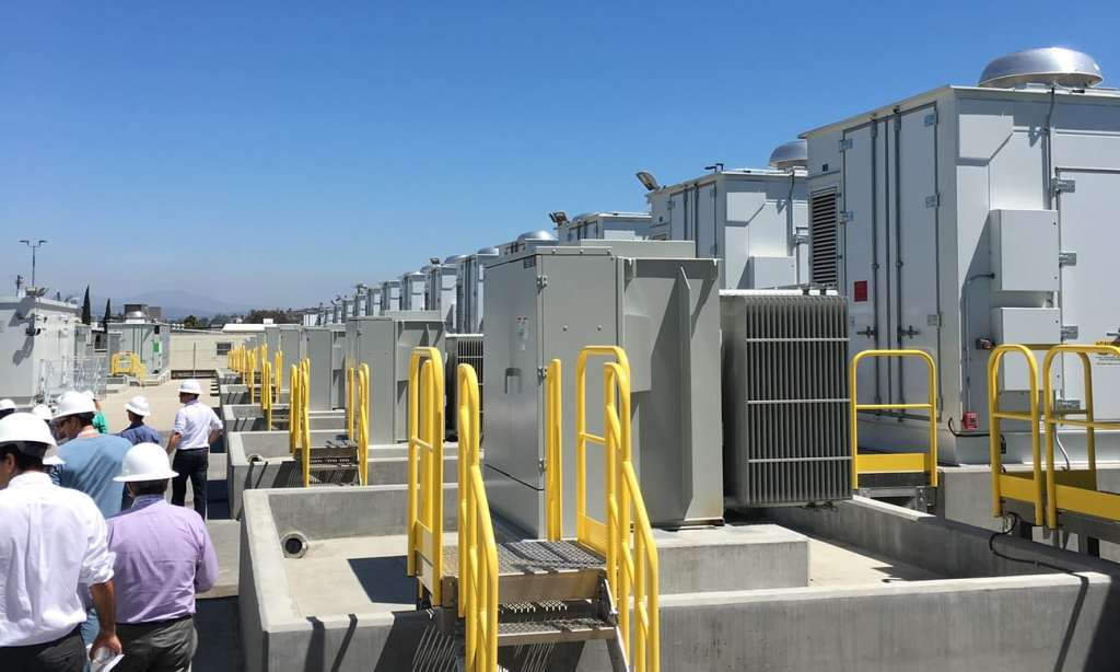 California's big battery experiment