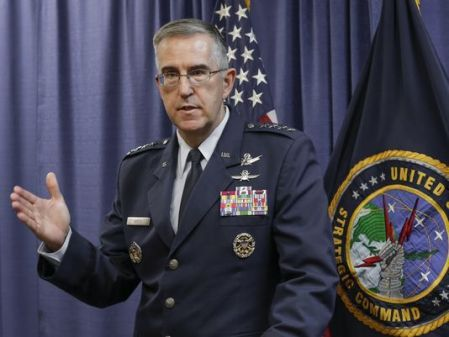 General says nuclear launch order from Trump can be refused. www.businessmanagement.news
