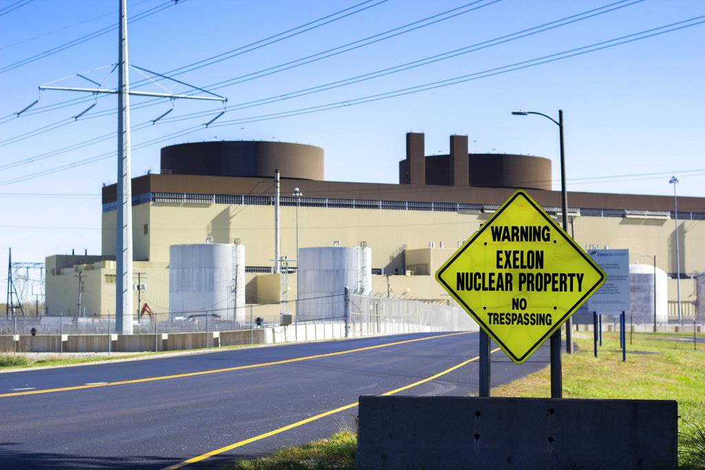 Radioactive waste continues to pour from Illinois nuclear power plants www.businessmanagement.news