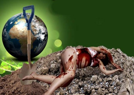 Hundreds of environmentalists have been murdered... and no-one seems to care. www.BusinessManagement.News