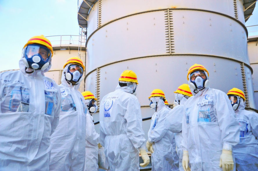 Japan Plans to Push A Million Tons Of Radioactive Water Into the Pacific Ocean. www.businessmanagement.news