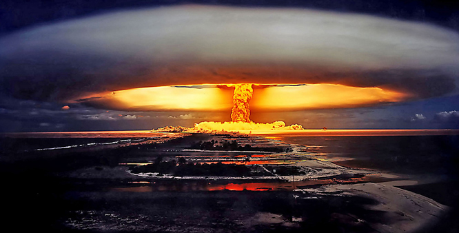 Hydrogen bomb vs. atomic bomb: What's the difference? www.businessmanagement.news