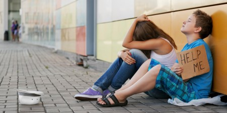 Four Million Young People Were Homeless Last Year. Four Million. www.businessmanagement.news