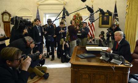 10 Questions Journalists Never Thought They'd Have to Ask a President. www.businessmanagement.news
