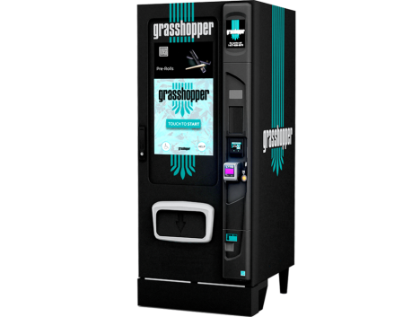 Marijuana Vending Machine. www.businessmanagement.news