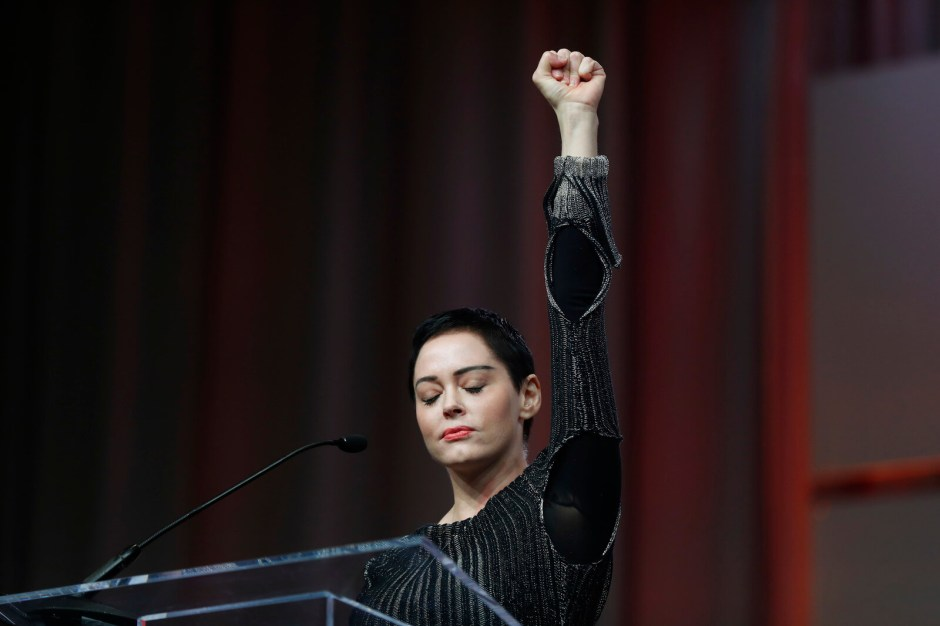 Rose McGowan. www.businessmanagement.news