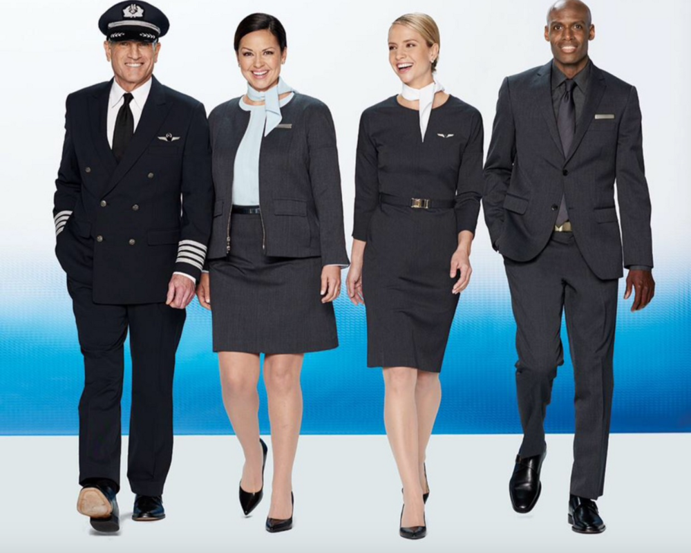 American Airlines Uniforms Blamed for Health Problems