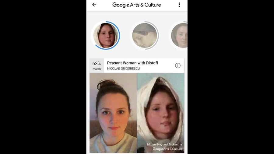 Google's art selfies aren't available in Illinois. Here's why