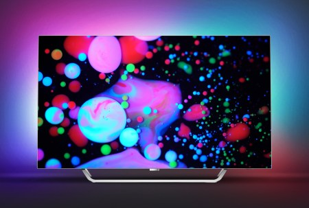 New television sets are coming with an alphabet soup of features designed to get you to spend more.