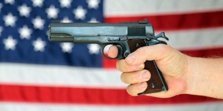 America's Dark Truth: The Odds that You will Die by a Gun. www.businessmanagement.news