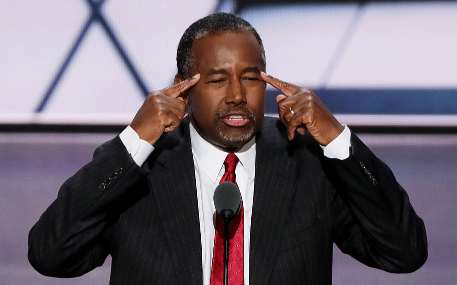 Ben Carson, Head of HUD, Removes Anti-Discrimination Protections. www.businessmanagement.news