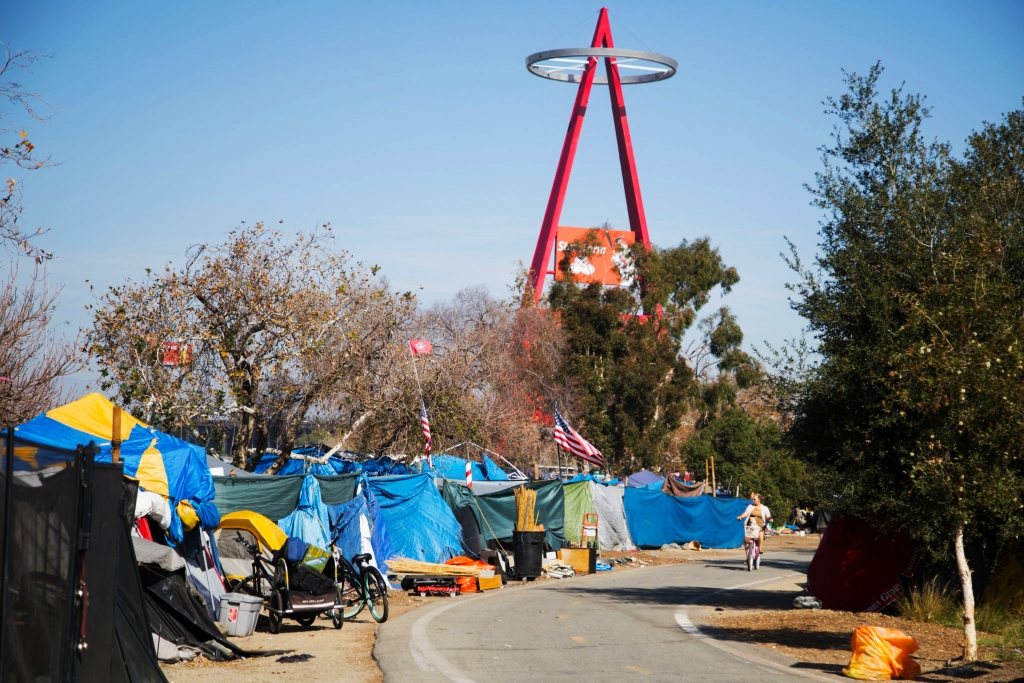 Wealthy Orange County California Now at Epicenter of America's Homeless Crisis. www.businessmanagement.news