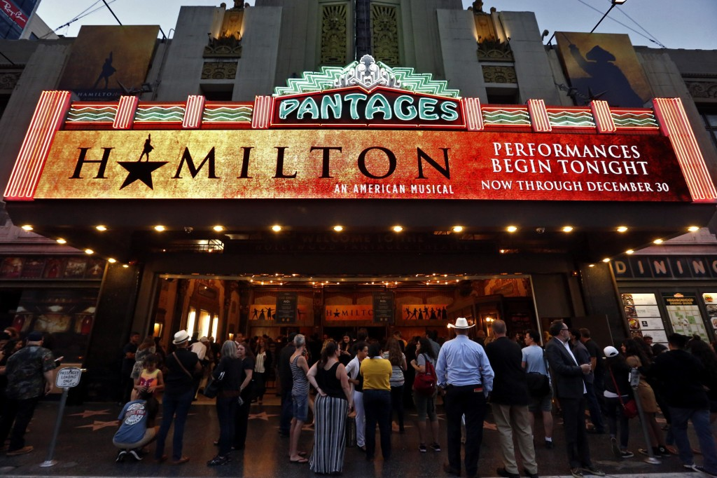 'Hamilton' Tickets Without the Wait — or the Cost? It Helps to be a Politician. www.businessmanagement.news