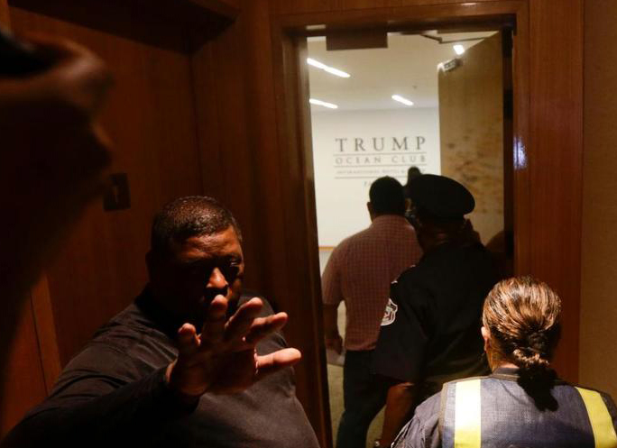 Police Evict Trump Execs From Their Panama Hotel
