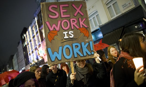 "Sex Workers Fear Violence as US Cracks Down; ""Girls will die."" www.businessmanagement.news"