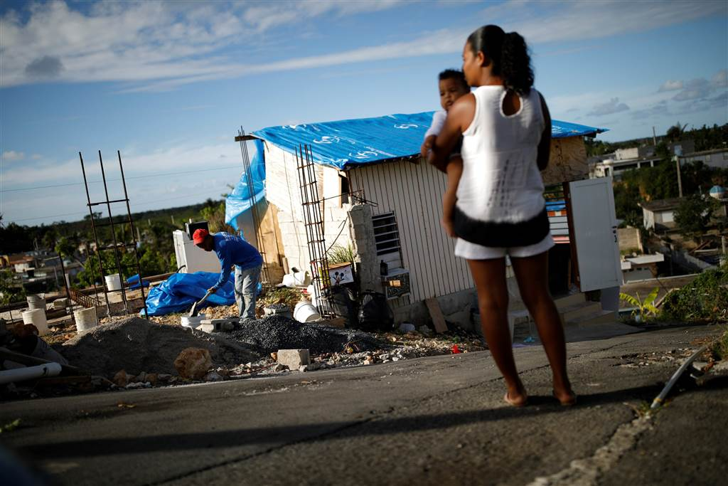Puerto Rico Death Toll