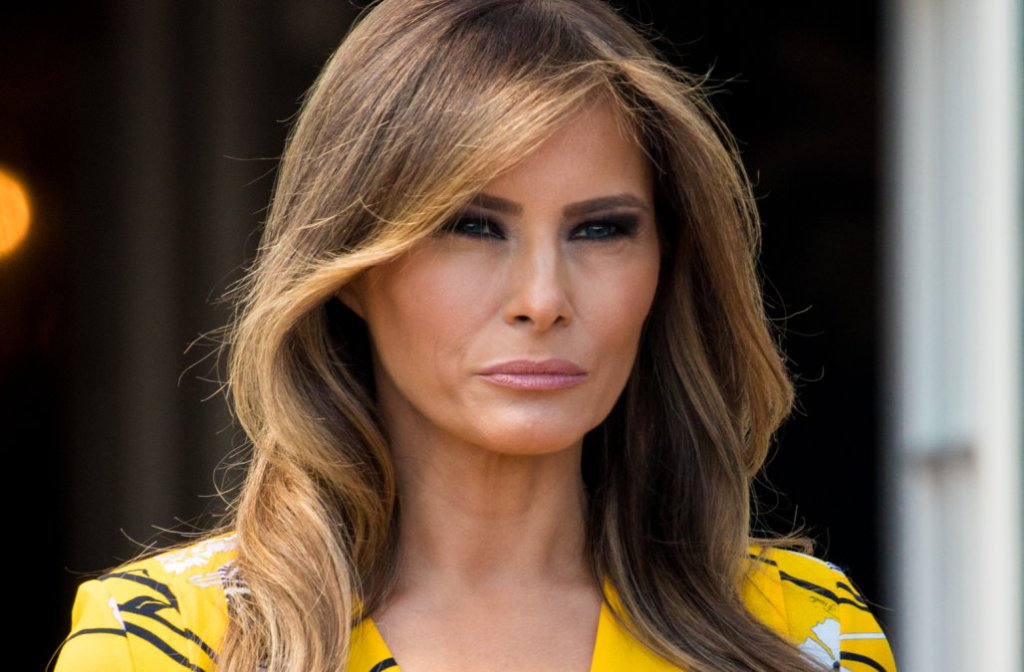 "Melania Trump is reportedly ""speaking out against"" the president's unconscionable family separation policy"