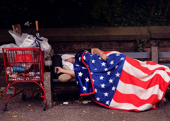 Trump's poverty in America. www.businessmanagement.news