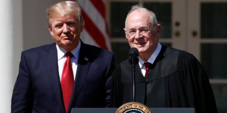 Trump's Businesses are Closely Connected to Supreme Court Justice Anthony Kennedy