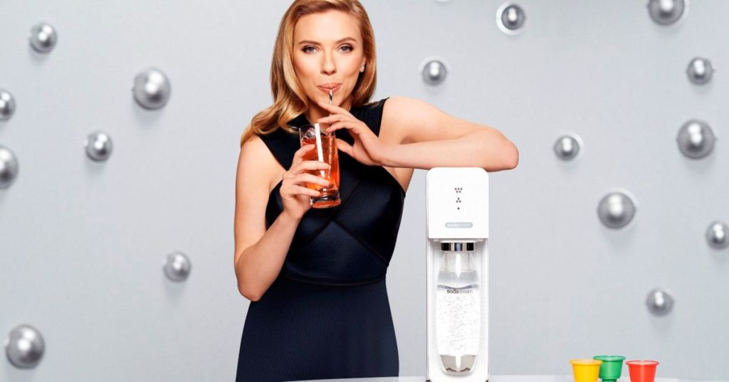 Why did Pepsi Throw Away $3.2 Billion to Buy SodaStream?