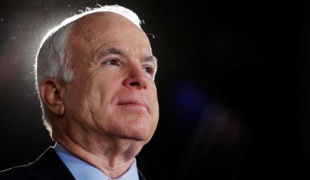 John McCain - War Hero and Original Political Maverick - Dies at 81