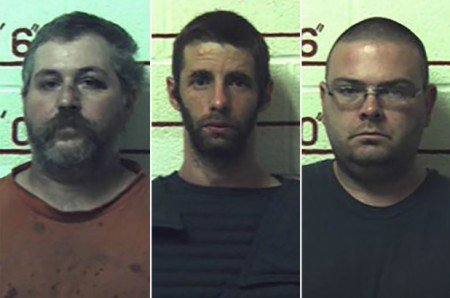 Three Men Arrested for Having Sex with Farm Animals