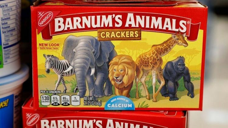 Nabisco Animal Crackers Set Free