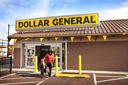 When Dollar General Store Arrives, it Signals that Your Town is Failing