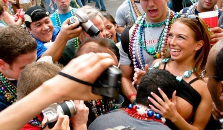 """Beads, Booze and Babies? New Orleans Tries """"Family Friendly"""" Makeover"""