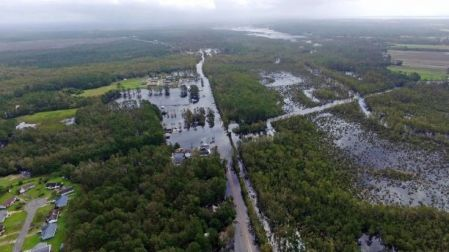 Nuclear Reactor in Crisis Due to North Carolina Storm