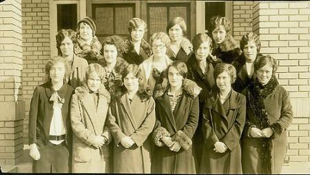 The League of Extraordinary Women