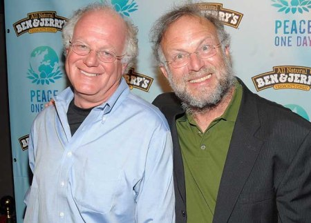 Ben & Jerry Creating Ice Cream for Congressional Candidates
