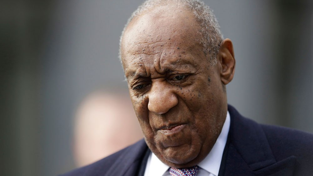 Bill Cosby Sentenced to 3-10 Years in Prison