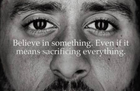 Nike's Colin Kaepernick Ad Campaign is Spectacular
